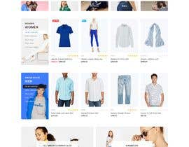 Nro 15 kilpailuun Create a website (online store e-Commerce) ***NO WORDPRESS ALLOWED*** käyttäjältä faridahmed97x