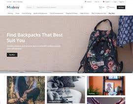 Nro 40 kilpailuun Create a website (online store e-Commerce) ***NO WORDPRESS ALLOWED*** käyttäjältä globalrialtotld
