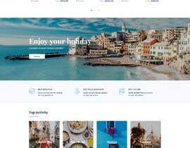 Nro 8 kilpailuun Create a website in Html with css3 animation with online store e-Commerce for a travel agency ***NO WORDPRESS ALLOWED*** käyttäjältä shahoriarkhondo1