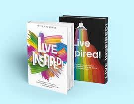 #46 untuk Book Cover Design - Live Inspired! oleh faquiramine