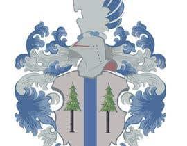 #38 untuk Image to Vectorize my family crest oleh haidarhashim