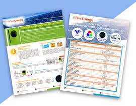 #27 for Design a Brochure for a new electrical product af mtagori1