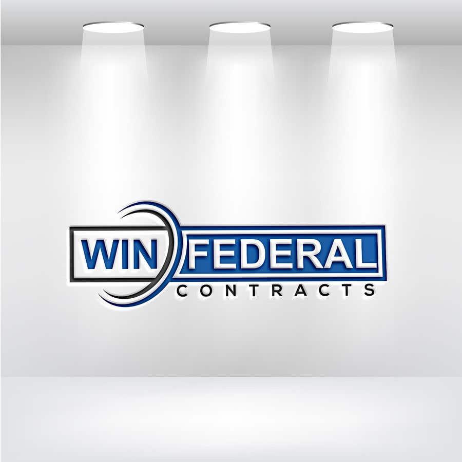 Penyertaan Peraduan #                                        298                                      untuk                                         Logo for Federal Contracting Consulting company