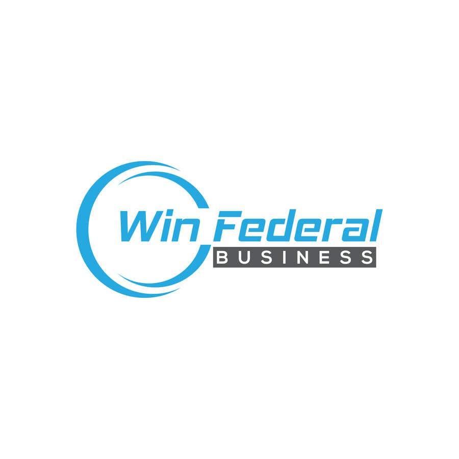 Penyertaan Peraduan #                                        389                                      untuk                                         Logo for Federal Contracting Consulting company