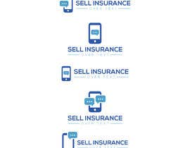 """#73 for Logo for """"Sell Insurance Over Text"""" by Ekramul2018"""
