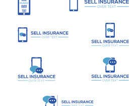 """#101 for Logo for """"Sell Insurance Over Text"""" by MahmoodNizam"""