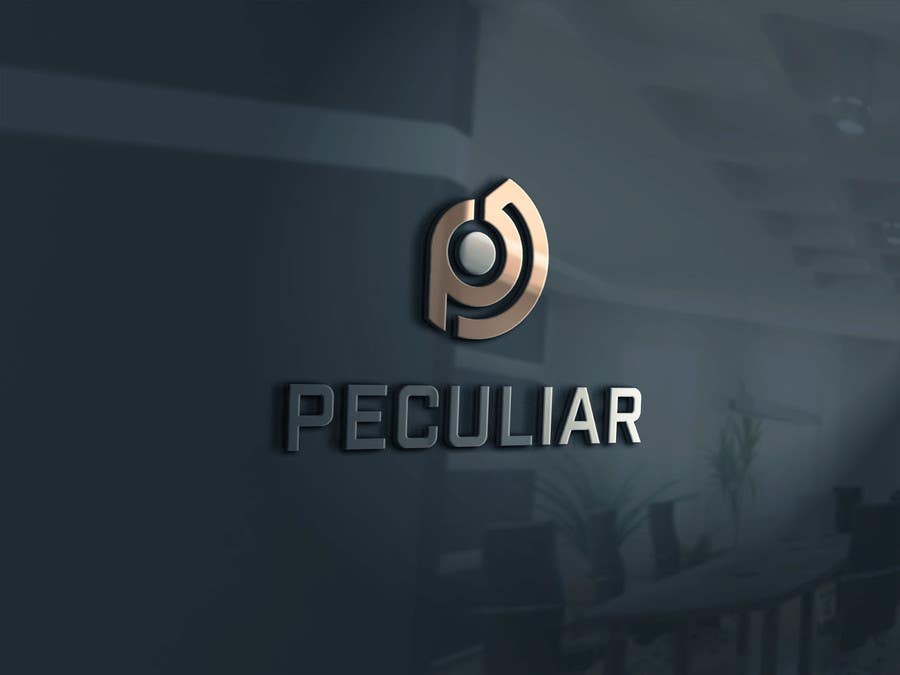 Contest Entry #87 for Design a Logo for Peculiar