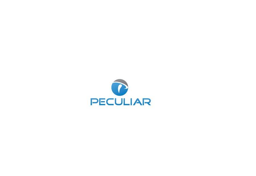 Kilpailutyö #27 kilpailussa Design a Logo for Peculiar