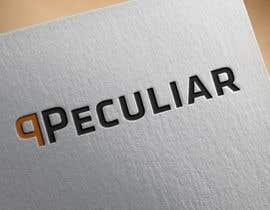 Nro 101 kilpailuun Design a Logo for Peculiar käyttäjältä tengohambreworks