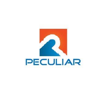 #73 for Design a Logo for Peculiar af Graphicsuite