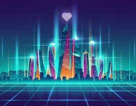 Nro 52 kilpailuun Create a 3D poster for a game käyttäjältä poudelsanskar8