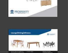 #90 untuk Create Furniture package brochure oleh ChiemiDesigns