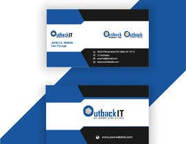 #185 for Business card design by mekerdesigner