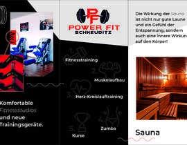 Nro 61 kilpailuun Din Lang Flyer 2 Seitig für ein Fitnessstudio käyttäjältä vivavivi543