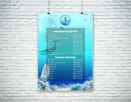 #110 for Design a Fish shop Poster by R4syidahc0