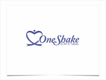 #28 untuk Design a Logo for One Shake Is All It Takes Non-Profit Organziation oleh adrianusdenny