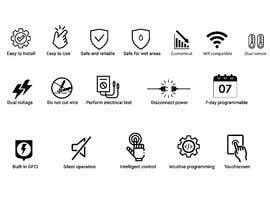 #17 for Build an Icon set af sukhon505
