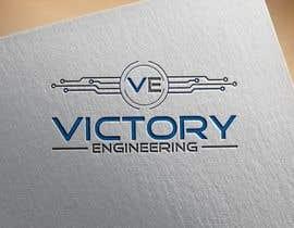 "#283 untuk Design a logo for an engineering firm called ""Victory Engineering"" oleh mdamirhossain733"