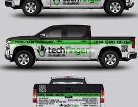 Nro 9 kilpailuun Vehicle Car Wrap käyttäjältä Pictorialtech