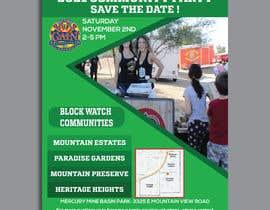 #68 for Flyer for Community Event af PixelSabina