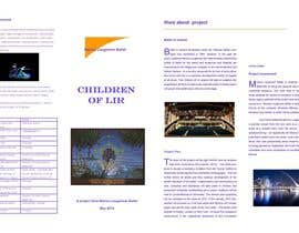 #2 untuk Make attached word document/presentation into nice brochure oleh Vesna14