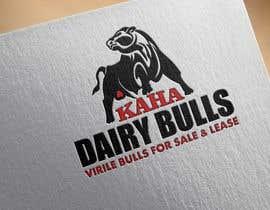 Nro 57 kilpailuun Design a Logo for Kaha Dairy Bulls käyttäjältä SlavIK1991