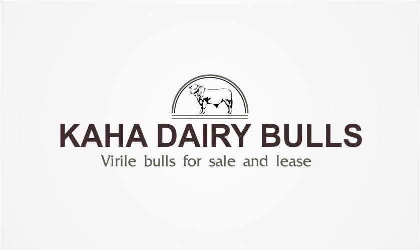 Contest Entry #78 for Design a Logo for Kaha Dairy Bulls