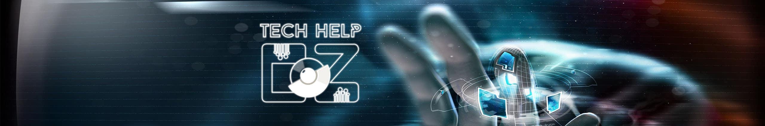 Konkurrenceindlæg #                                        23                                      for                                         Design a Banner for Tech Help Oz