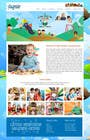 Graphic Design Inscrição do Concurso Nº30 para Design a Website Mockup for Little Einstein's Learning Center (Daycare)