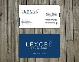 #101 cho Design some Business Cards for Lexcel Consulting bởi mdreyad