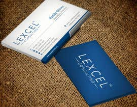 #195 for Design some Business Cards for Lexcel Consulting af mdreyad