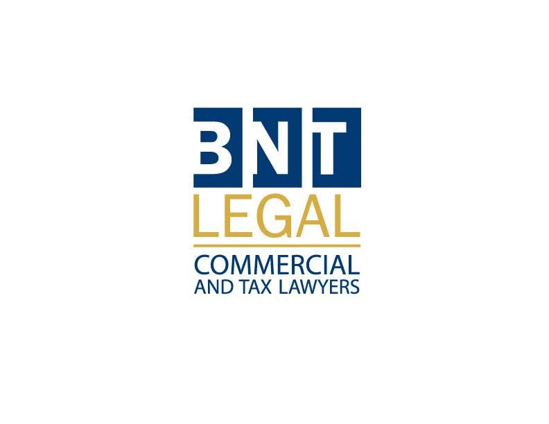 Konkurrenceindlæg #331 for Design a Logo for BNT Legal
