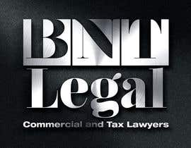 #273 untuk Design a Logo for BNT Legal oleh RBAdvertising24
