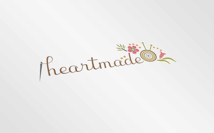 Konkurrenceindlæg #                                        2                                      for                                         Design a Logo for handmade textiles
