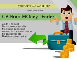 #18 for Design a Banner for GA Hard Money Lender by sameeyaakhtar567