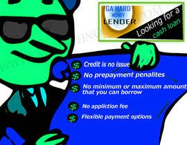 #23 for Design a Banner for GA Hard Money Lender by rao0088