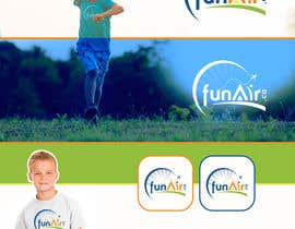 nº 17 pour Design a Logo for FunAir.ca par ramandesigns9