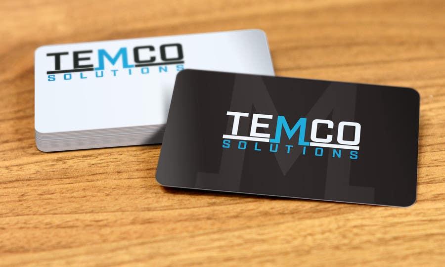 Konkurrenceindlæg #2 for Design a Logo for Temco Solution