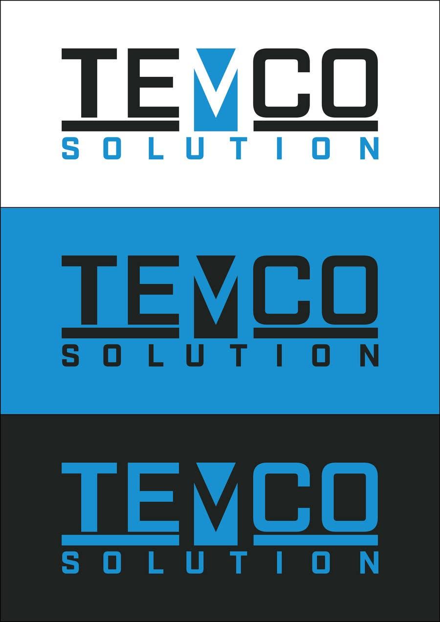 Contest Entry #                                        25                                      for                                         Design a Logo for Temco Solution