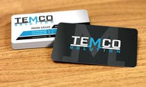 Graphic Design Contest Entry #41 for Design a Logo for Temco Solution