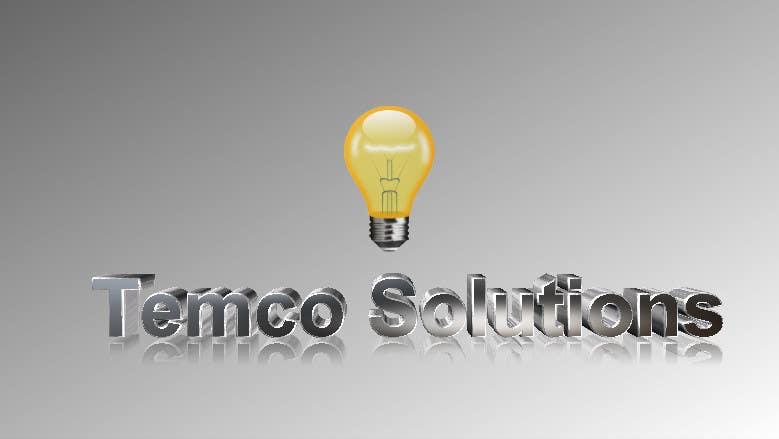 Konkurrenceindlæg #11 for Design a Logo for Temco Solution