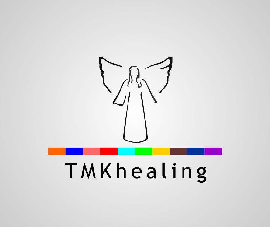 Inscrição nº                                         5                                      do Concurso para                                         Logo for healing business needed.