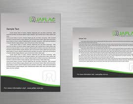 #33 untuk Design some Stationery for an IT Company, logo and colours provided oleh sarah07