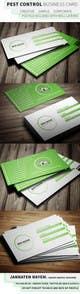 Graphic Design Penyertaan Peraduan #1 untuk Design some Business Cards for a Pest Control business