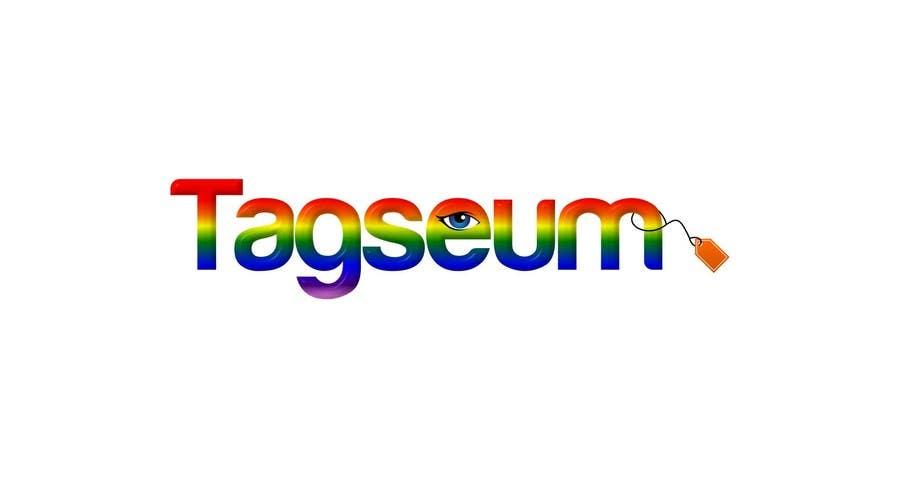 Konkurrenceindlæg #12 for Design a Logo for Startup: Tagseum