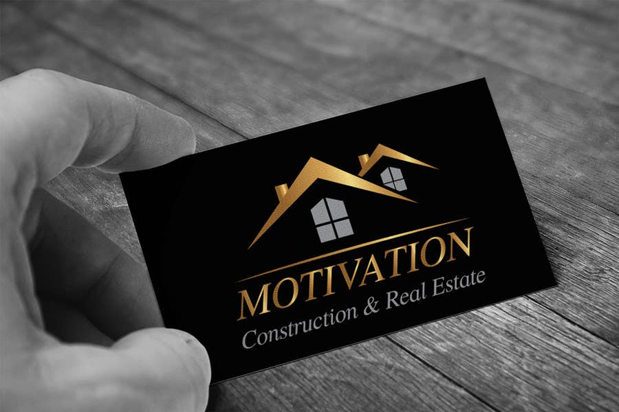 Konkurrenceindlæg #                                        22                                      for                                         Design a Logo for Construction & Real Estate