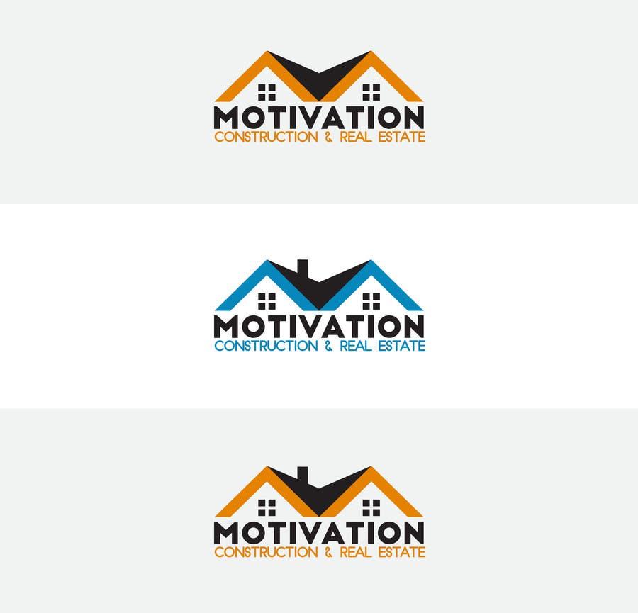 Konkurrenceindlæg #                                        1                                      for                                         Design a Logo for Construction & Real Estate