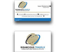 #3 cho Design a letterhead and business cards for a travel consultantcy bởi Fazy211995