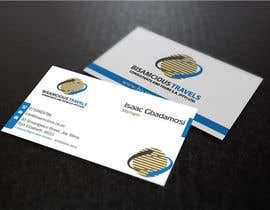 #12 cho Design a letterhead and business cards for a travel consultantcy bởi GhaithAlabid