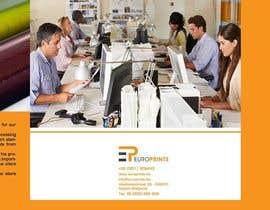 nº 33 pour Ontwerp een Brochure for Europrints par sandrasreckovic